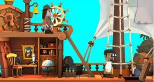 Toontastic 3D, app para que los niños cuenten historias