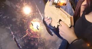 AR-Gun, disparando a la realidad aumentada del móvil