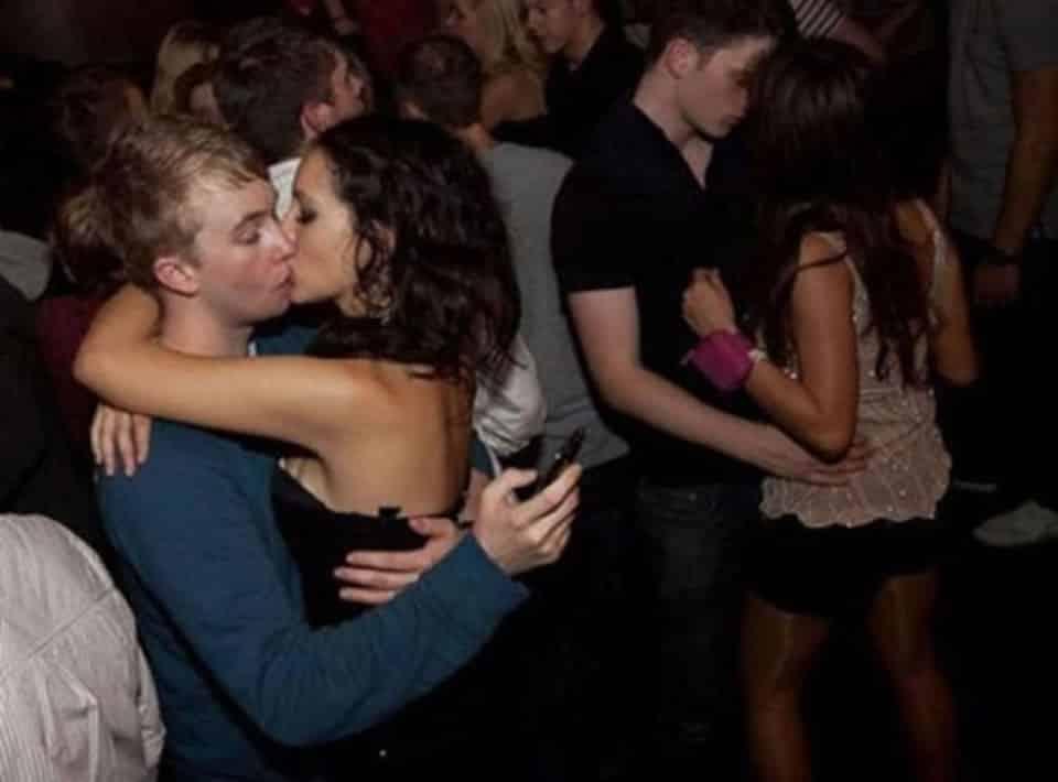 Un beso y un abrazo no tienen valor