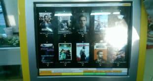 Máquinas expendedoras de películas pirateadas en Etiopía
