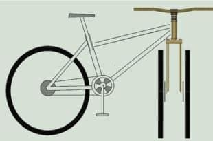 Surge la nueva tricicleta ligera y aerodinámica
