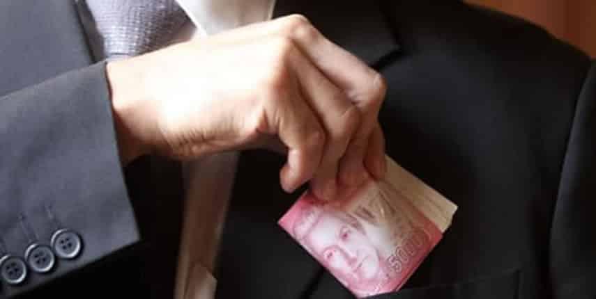 La corrupción, una forma de vida