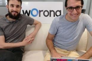 La startup Worona cierra una ronda de financiación de 100.000 euros
