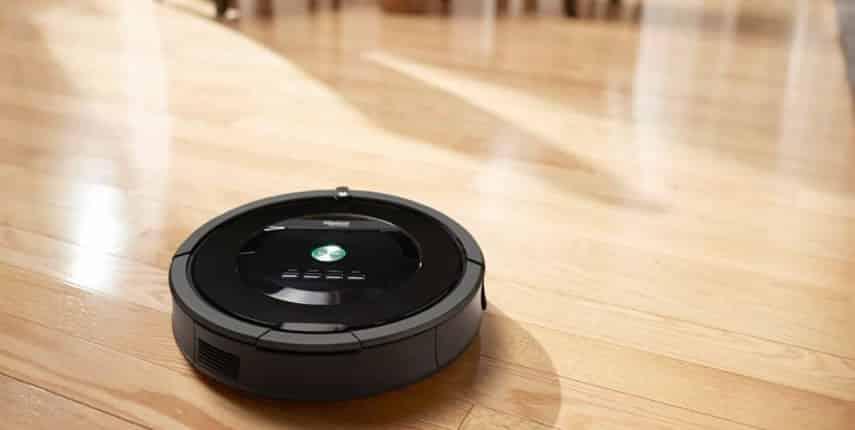 La aspiradora Roomba, además de limpiar, recopila información sobre el hogar