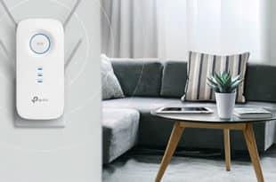 TP-Link lanza en España RE650, un extensor Wi-Fi ac ultra-rápido