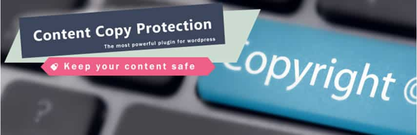 WP Content Copy Protection & No Right Click