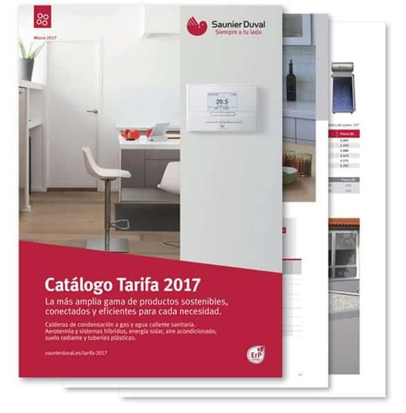 Catalogo Tarifa 2017