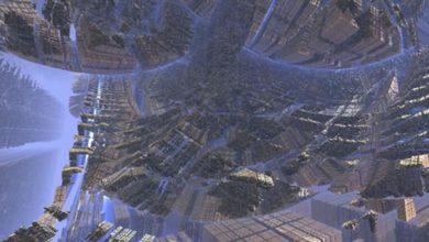 Una aplicación clásica para crear imágenes fractales en 3D