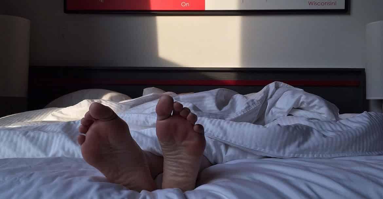 El dormir en camas separadas es más saludable para la pareja