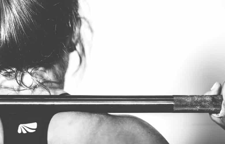 El levantamiento de pesas puede ayudar a aliviar los síntomas de depresión