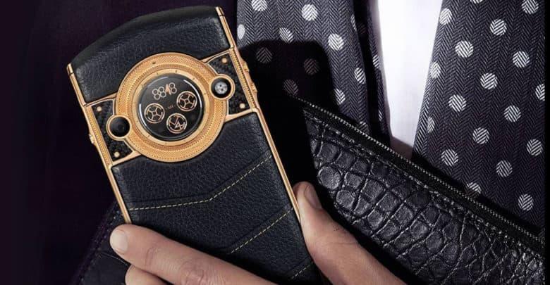 Photo of El móvil de lujo Android más caro de la historia