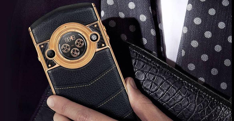 El móvil de lujo Android más caro de las historia