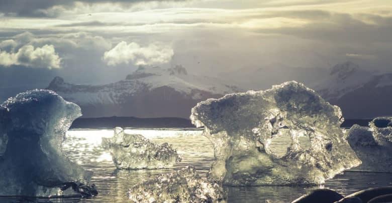 Photo of El volumen de la capa de hielo de la Antártida está disminuyendo
