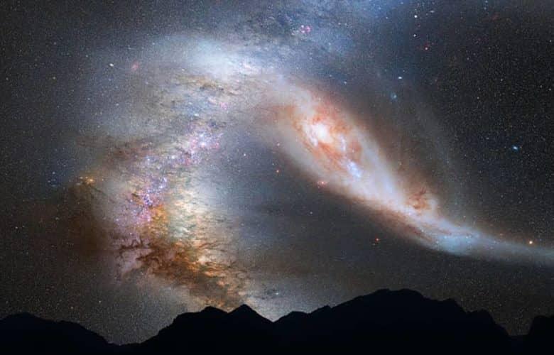 ¿Por qué se dice que el Universo crece dentro de sí mismo?