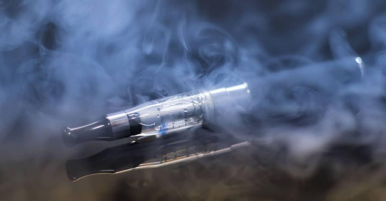 Los aromatizantes utilizados en los cigarrillos electrónicos afectan a la función pulmonar