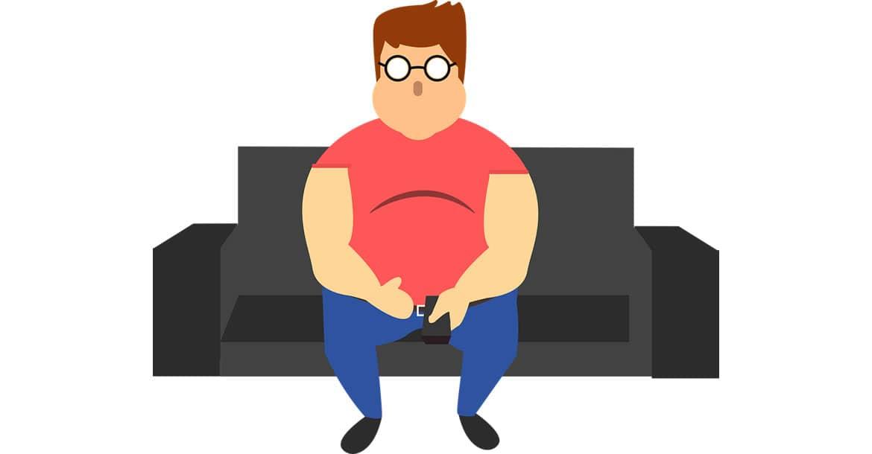 La única causa del aumento de peso es el consumo de grasa