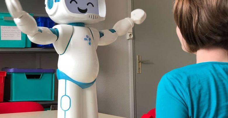 Photo of El robot que ayuda a niños con autismo