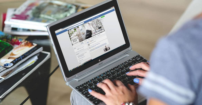 Facebook sin contenido con Safebook