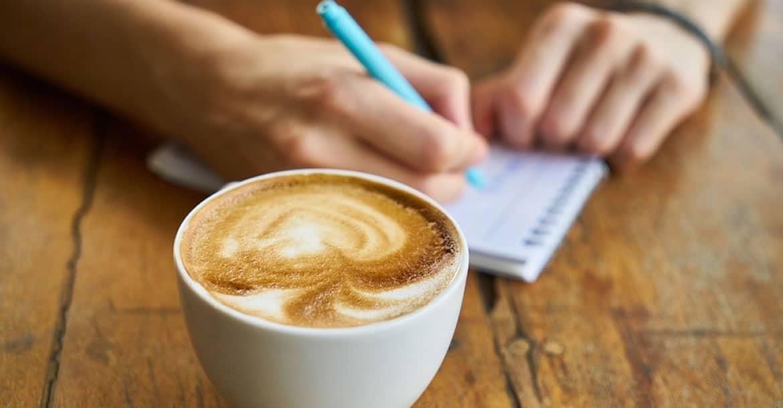 No podemos pasar sin tomar un café