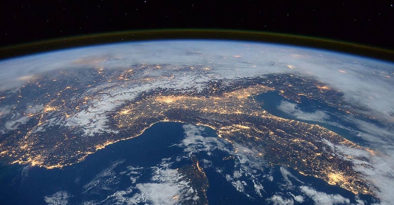 La Estación Espacial, la obesidad y cursos online