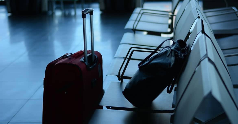 Tus maletas en lugar seguro