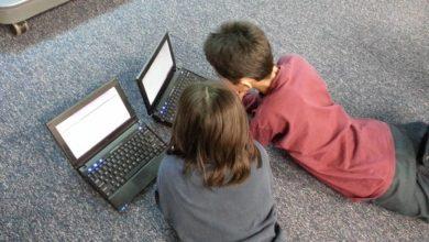 Cuidado con compartir fotos de niños en Internet, y como saber tu edad con solo ver tus ojos