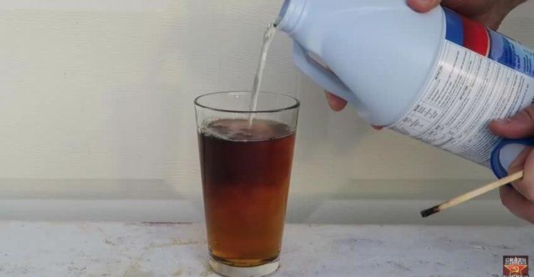 Photo of El sinsentido de mezclar Coca Cola con lejía