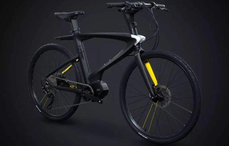 La bicicleta con Alexa que te ayuda si te pierdes