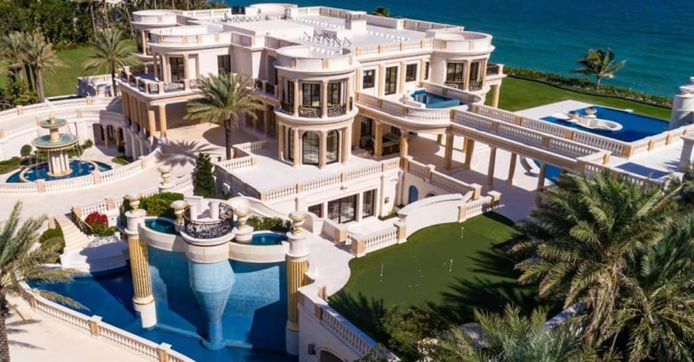 Las mansiones más extravagantes del mundo