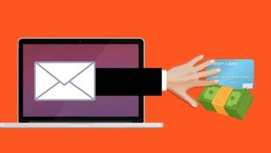 Los mensajes de phishing tratan de suplantar cuentas de reconocidas empresas