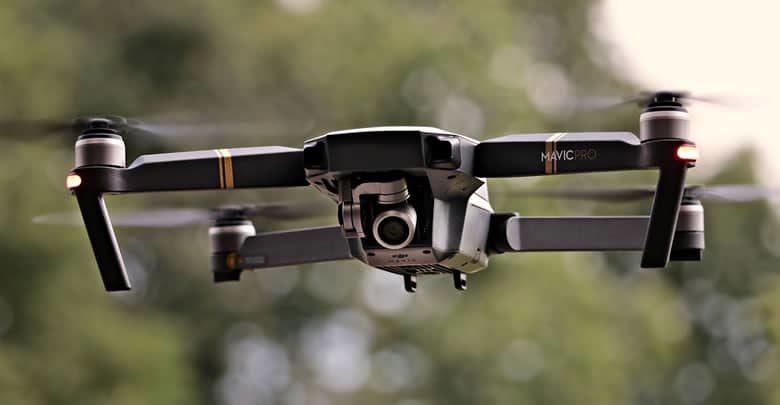 Principales ventajas de hacer grabaciones áreas con drones