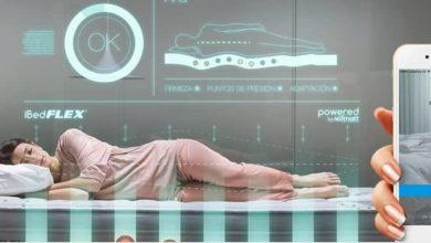 Photo of iBedFlex, la cama inteligente que se puede controlar desde un dispositivo móvil