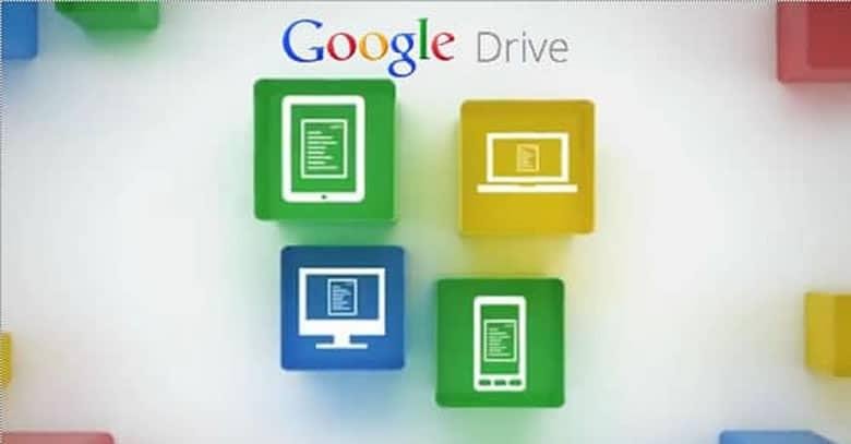Google Drive, para almacenar archivos en la nube