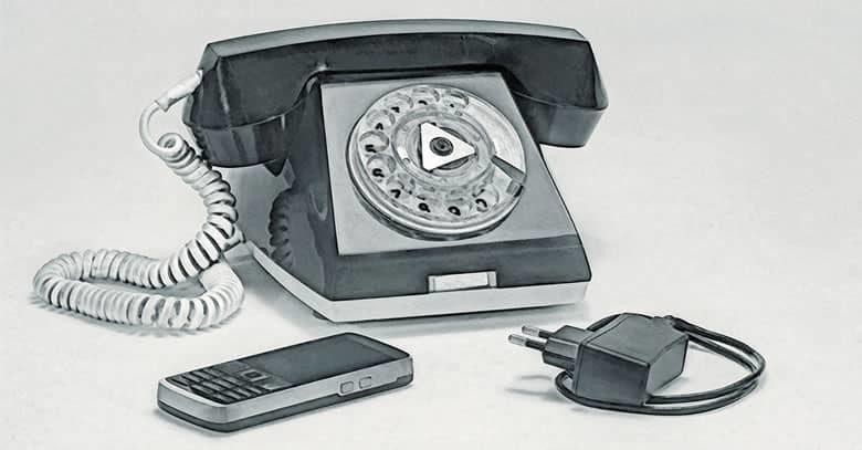 Los teléfonos fijos en 2019: ventajas de uso