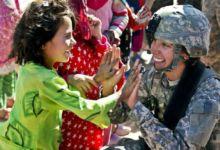 Las mujeres militares cada vez tienen más presencia en el alto rango