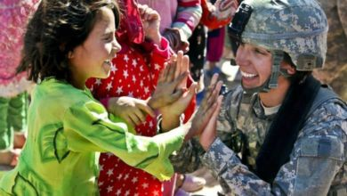 Photo of Las mujeres militares cada vez tienen más presencia en el alto rango
