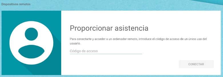 Proporcionar asistencia