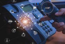 Comunicación por voz a través de Internet por medio de VoIP