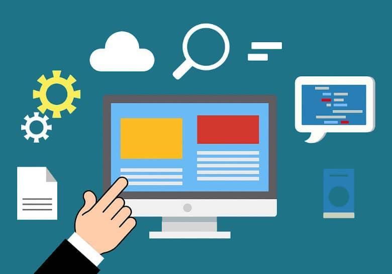 Crear un sitio web