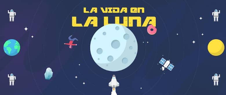 La realidad de la vida en la Luna