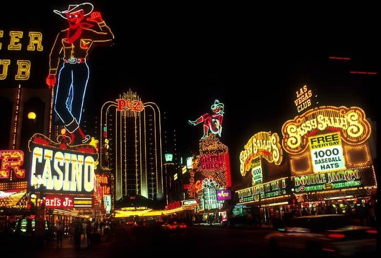 Los casinos: un poco de historia