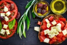 La dieta mediterránea y el envejecimiento saludable