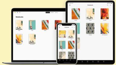 Photo of Zoho Notebook, una atractiva y potente aplicación para tomar notas