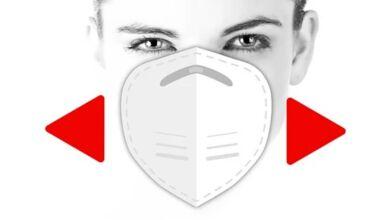 Las mascarillas ayudan a prevenir un nuevo ataque de COVID-19