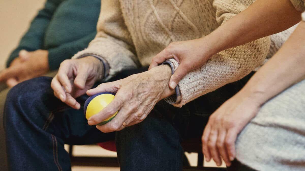 Cuidando de nuestros mayores
