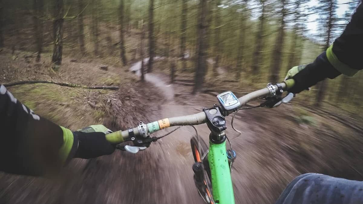 MapMyRide, para los que andan en bicicleta