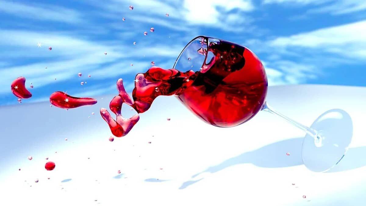 Disminuir la gravedad del COVID-19 con un antioxidante presente en el vino tinto