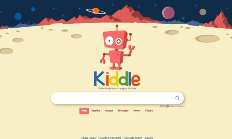 Photo of Utilizar Kiddle, buscador visual seguro para niños