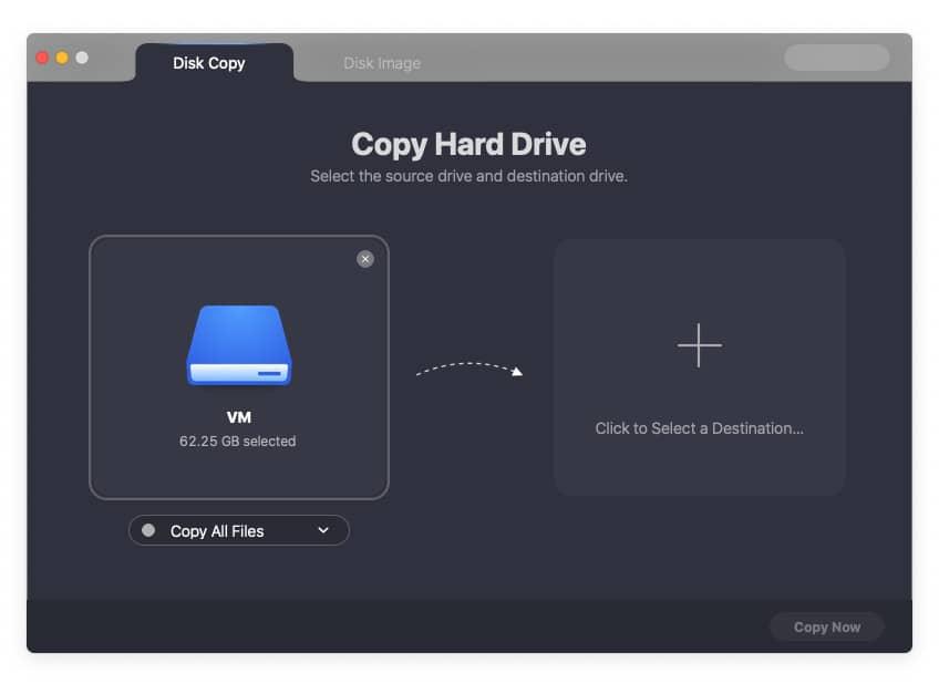 Copy Hard Drive