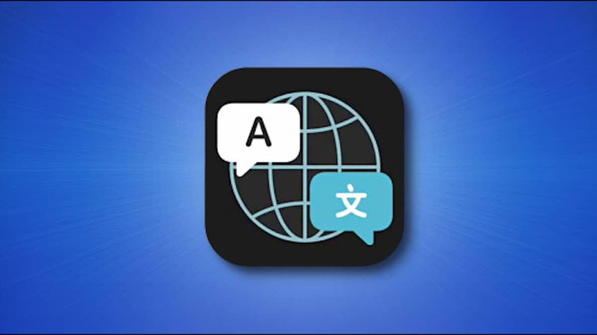Cómo utilizar la app Traducir (Apple Translate) en iPhone
